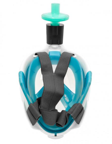 Ochranný set COVID-19 (maska aqua, filtr, adaptér)